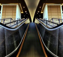 Symmetrical Staircase by Colton Onushko
