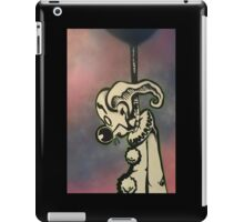 Sad Clown Bad Canvas iPad Case/Skin