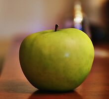 Yummy Green Apple - Yum :) by Jake Drury