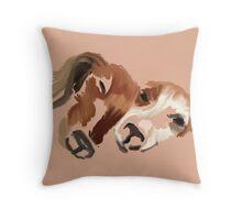 Dog Lovin' 'Daxxie' Throw Pillow