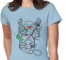 Proton Pack (b) Womens Fitted T-Shirt
