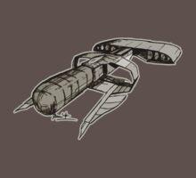 SpaceShip by jobe