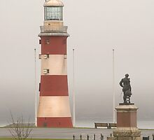 Smeaton's Tower by Paul Woloschuk