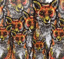 Fox Guild Sticker