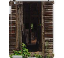 Into the Hog Barn iPad Case/Skin