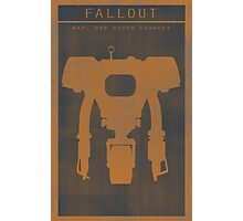 Fallout Yesman Gaming Poster Photographic Print