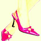 Shoe Whore: Pink by mss3