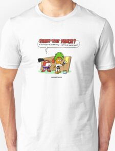 The Carrotty Kid: Paint the Fence T-Shirt