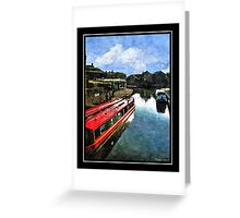Skipton  Greeting Card