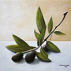 Olive Branch by Gogo Korogiannou