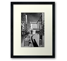 LightFlow MK - Infra-red Framed Print