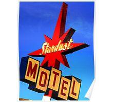 Stardust Motel Poster