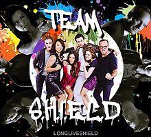 Team Shield by izzymonca