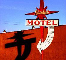 Stardust Motel I by Elizabeth Hoskinson