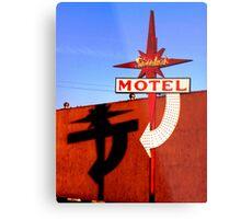Stardust Motel I Metal Print