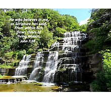 Living Waters Photographic Print
