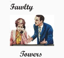 Fawlty Towers : Sybil and Basil T-Shirt