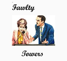 Fawlty Towers : Sybil and Basil Unisex T-Shirt
