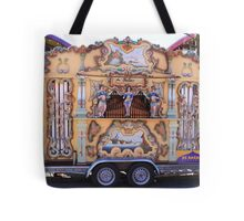 Barrel organ Tote Bag