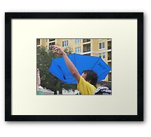 Gaspirilla/Tampa Framed Print
