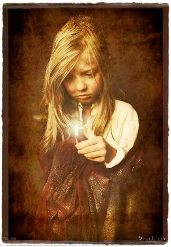 ~ The Little Girl With Matchsticks ~ by Alexandra  Lexx