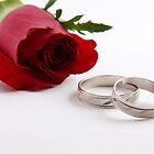 Wedding ring by Zsolt Hever