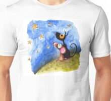Starry Evening Unisex T-Shirt