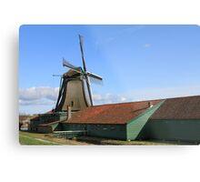 Mill de Schoolmeester Metal Print
