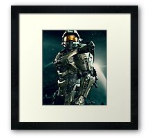 Master Chief  Framed Print