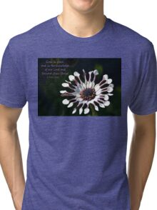 Grow in Grace Tri-blend T-Shirt