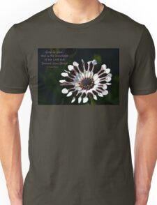 Grow in Grace Unisex T-Shirt