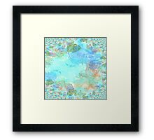 Pastel Dreams Framed Print