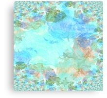 Pastel Dreams Canvas Print