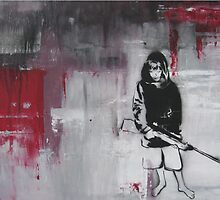 Gun I by Katie Robinson