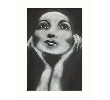 Dolores Del Rio Art Print