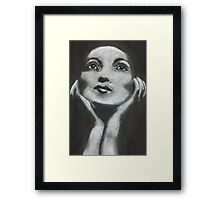 Dolores Del Rio Framed Print