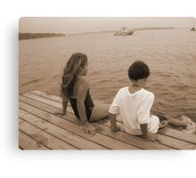 Summers Past Canvas Print