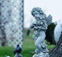 Blue angel by mltrue