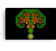 Pythagoras' Apple Tree Canvas Print