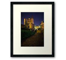 The Black Gate - Newcastle upon Tyne Framed Print