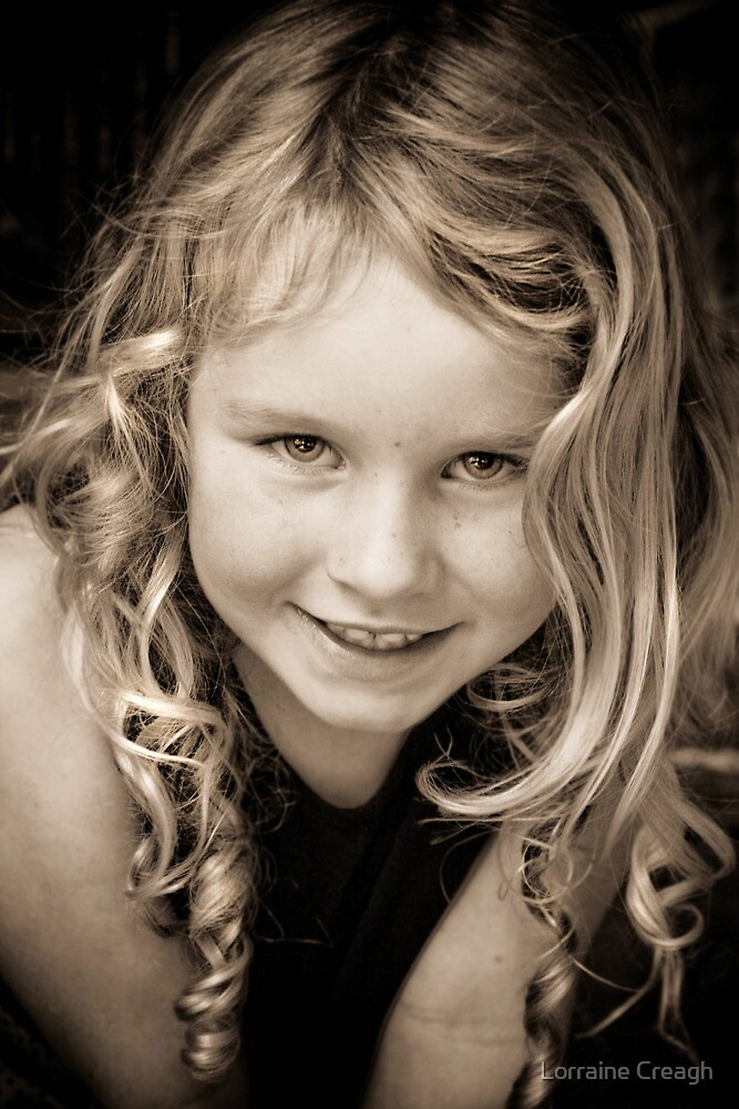 Little Miss Ruby Sue by Lorraine Creagh