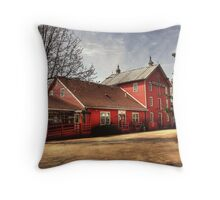 Clifton Grist Mill - Ohio Throw Pillow