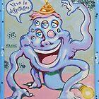 French Monster by Rik V. Livingston as Zono Art