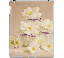 Little Pots Of Purity  iPad Case/Skin