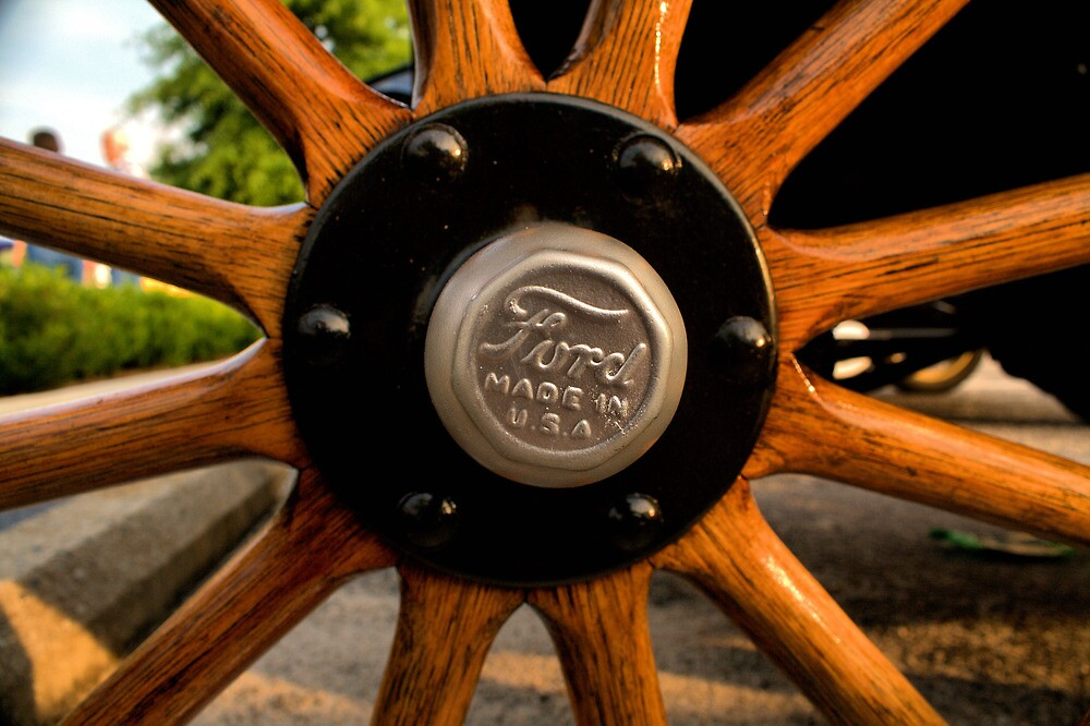 Spokes by Intheraine