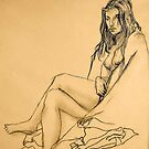 Resting Model by bhutch7