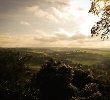 North Downs, Medway, Kent by EdgarCat
