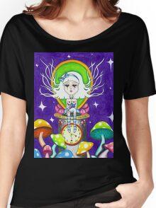 Follow Me Down Tee Women's Relaxed Fit T-Shirt