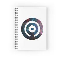 UGalaxy 22 Spiral Notebook