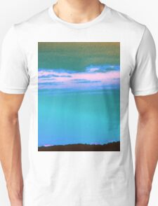 Blue Sky-Available As Art Prints-Mugs,Cases,Duvets,T Shirts,Stickers,etc Unisex T-Shirt